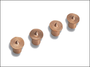 Dowel Centre Points (pack of 4) 10mm