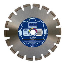 Duro Diamond Asphalt Blade 350mm Dia x 25.4mm Bore