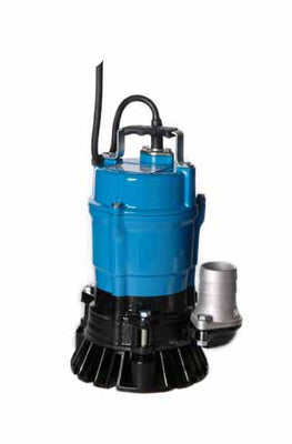 Site Drainage Trash Pump HS2.4S 50mm MANUAL 110v or 230v