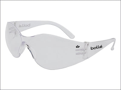 Bolle Bandido Safety Glasses - Clear Lens