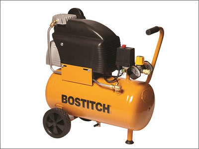 Bostitch Portable Compressor 24Ltr 1.8hp 110v or 240v