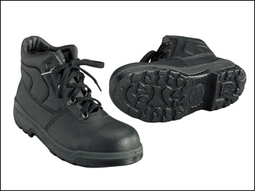 Scan Safety Boot Black - Sizes 6-12