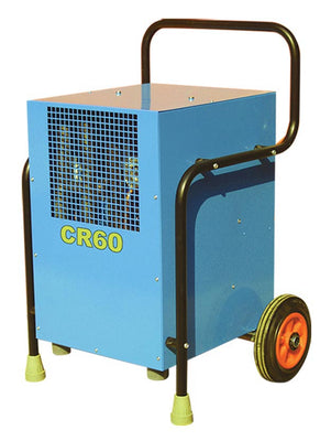 Industrial Dehumidifier - 60ltr Dual Voltage 110v / 240v