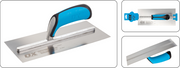 OX Stainless Steel Plasterers Trowel 120mm x 457mm - 18in