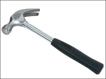20 oz Claw Hammer - Steel Shaft (FAITHFULL)