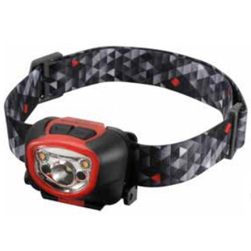 NightSearcher HT180 LED Head Torch With Reactive Distance Sensor
