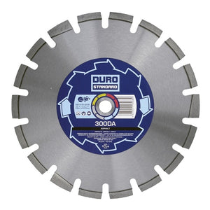 Duro Diamond Asphalt Blade 300mm Dia x 20.0mm Bore