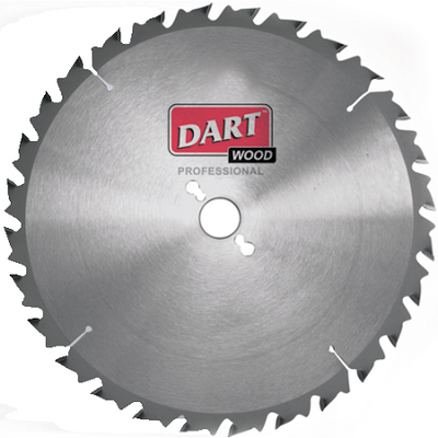 Wood Cutting Circular Saw Blade 450mm X 30B X 40T - DART