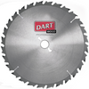 Wood Cutting Circular Saw Blade 500mm X 30B X 44T - DART