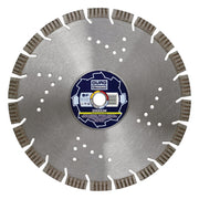 DURO DCM Diamond Cutting Blade 125mm/22mm Bore - Construction Materials