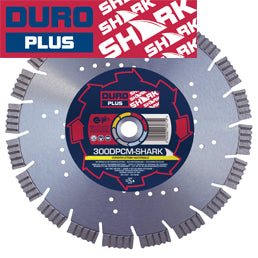 Duro Diamond Cutting Blade 300mm x 20mm Bore