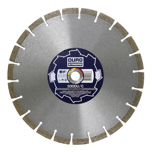 DURO DU/C Diamond Cutting Blade 125mm/22mm - Standard Concrete Blade