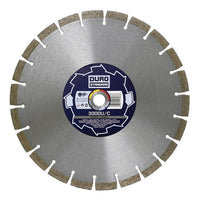 DURO DU/C Diamond Cutting Blade 350mm/25.4mm - Standard Concrete Blade