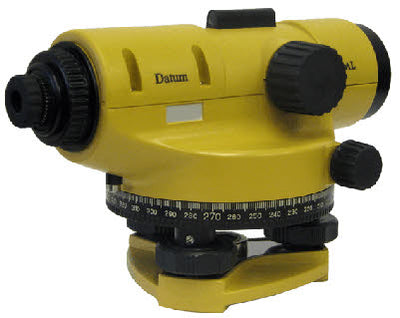Datum Level - Auto AL24 With Tripod and Staff (DATUM)