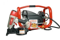 Spotnails SCN45 Flooring Coil Nailer and Compressor Kit - View Voltage