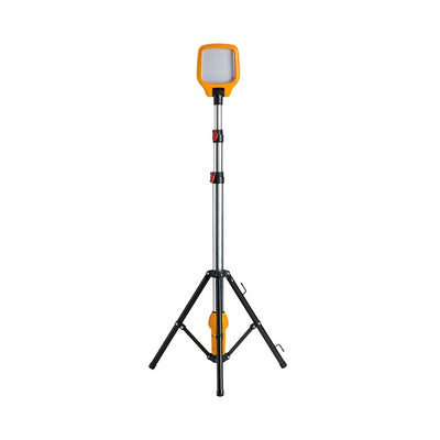 Defender LED Single Head Tasklight With Telescopic Tripod 110v or 230v