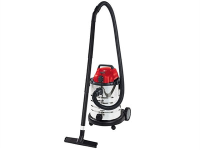 TE-VC1930SA Wet/Dry Vacuum With Power Take Off 30 Litre 1500w 240v