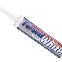 Forever White Silicone Sealant 295ml (Everbuild)