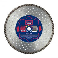 DURO DPH Diamond Blade 230mm / 9in - Hard Materials - View Cutting Details