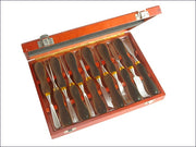 12pc Woodcarving Set in Case