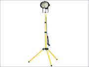 Halogen Sitelight Single With Tripod 500 Watt 110v or 240 Volt