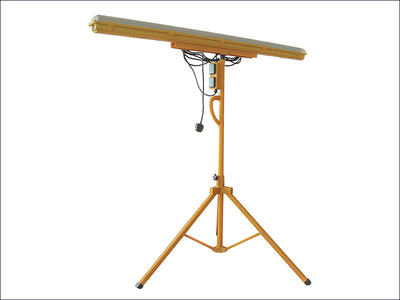Plasterers Tripod Light 5ft 44 Watt 110 Volt or 240v