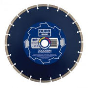 DURO DSBM Diamond Blade 230mm / 9in - Building Materials - View Cutting Details