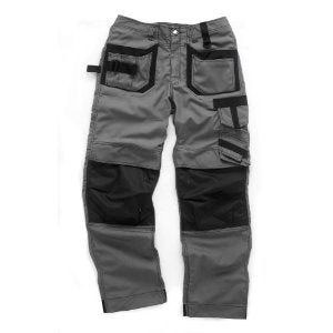 Scruffs Pro Trousers (Grey) - All Sizes