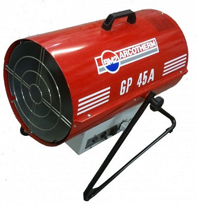 Arcotherm GP45A LPG Space Heater Automatic 230v
