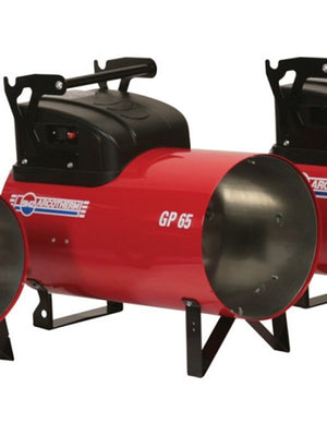Arcotherm GP65M LPG Space Heater Manual 230v