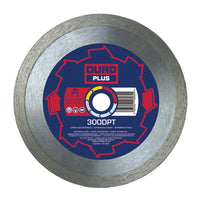 Duro Diamond Ceramic Tile Cutting Blade 230mm Dia x 25.4mm Bore