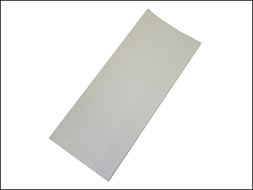 Orbital 1/2 Sanding Sheets (5 Pack) 115 x 280 mm Coarse (FAITHFULL)