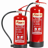 Foam Fire Extinguisher 6 Litre FFE6 Commander