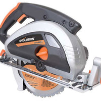 Evolution Rage 230mm TCT Multipurpose Circular Saw 110v