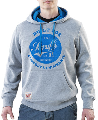 Scruffs Vintage Hoodie Pullover - All Sizes
