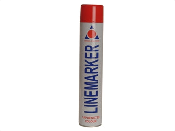 Line Marking Spray Paint (RED) - 750ml