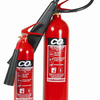 CO2 Fire Extinguisher 5KG COFE9  Commander