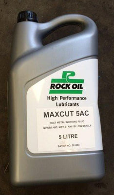 Metal Cutting Fluid - 5Ltr for Drilling and Tapping