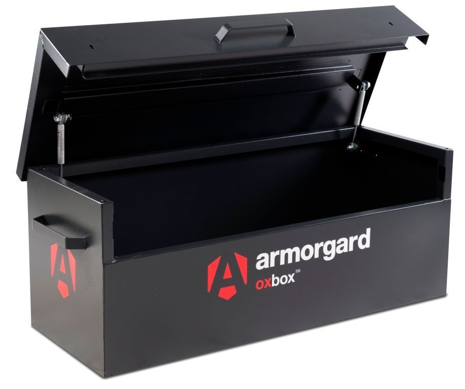 Armorgard Ox2 Oxbox Truck Box W1215 x D490 x H450 mm
