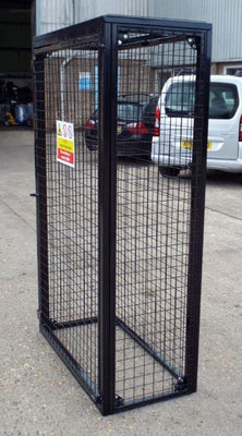 Gas Bottle Storage Cage GC15 H1700 x W1000 x D500mm (6 x 19kg)