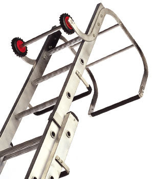 Roofing Ladder Extendable to 6m (ZARGES)