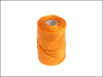 Bricklayers Line Orange 100m (FAITHFULL)