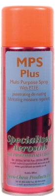 MPS Oil - 500ml Spray Lubricant