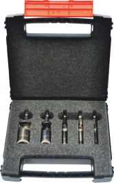 5pc Mini Diamond Holesaw Set (Dart)