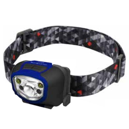 NightSearcher HT340R LED Head Torch With Distance Sensor
