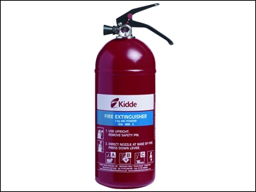 Home Fire Extinguisher - Easy Action Home 2.0Kg (KIDDE)