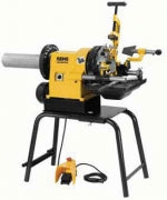Rems Magnum 4000 - LT Threading Machine Up To 4in Incl. Wheel Stand & 5ltr free oil 110v or 240v