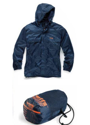 Scruffs Pac-Away Waterproof Jackets - View Sizes