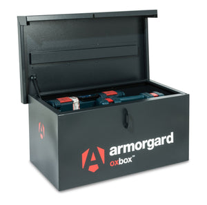 ARMORGARD OX5 VAN STORAGE BOX 810 x 478 x 380mm