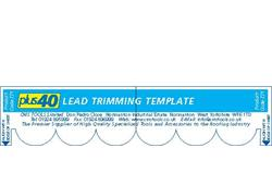 Lead Trimming - Cutting Template